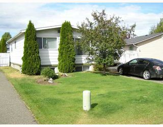 "Photo 1: 1366 GENEVIEVE in Prince_George: Lakewood House for sale in ""HERITAGE"" (PG City West (Zone 71))  : MLS®# N194698"