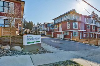 Main Photo: 38 13260 236 Street in Maple Ridge: Silver Valley Townhouse for sale : MLS®# R2437067