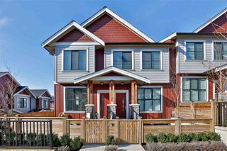 Photo 1: 38 13260 236 Street in Maple Ridge: Silver Valley Townhouse for sale : MLS®# R2437067