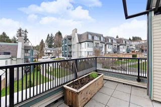 """Photo 17: 83 215 BEGIN Street in Coquitlam: Maillardville Condo for sale in """"PLACE FONTAINE BLEU"""" : MLS®# R2445214"""