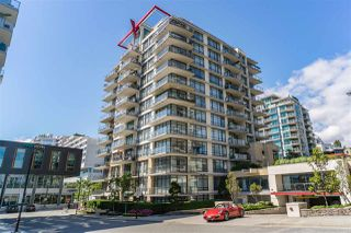 """Main Photo: 404 162 VICTORY SHIP Way in North Vancouver: Lower Lonsdale Condo for sale in """"Atrium at the Pier"""" : MLS®# R2466554"""