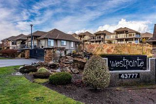 "Main Photo: 30 43777 CHILLIWACK MOUNTAIN Road in Chilliwack: Chilliwack Mountain Townhouse for sale in ""Westpointe"" : MLS®# R2467502"