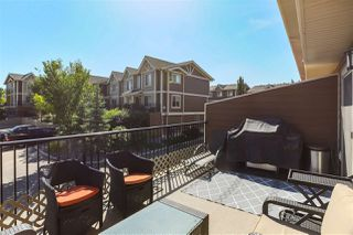 Photo 18: 706 401 PALISADES Way: Sherwood Park Townhouse for sale : MLS®# E4208490