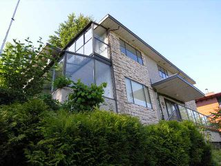 Photo 1: 7374 BARNET Road in Burnaby: Westridge BN House for sale (Burnaby North)  : MLS®# V792325