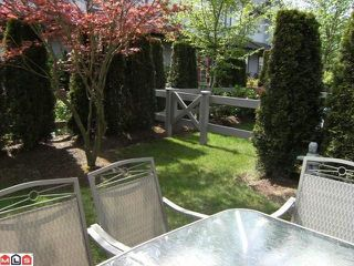 Photo 24: 41 18828 69TH Avenue in Surrey: Clayton Townhouse for sale (Cloverdale)  : MLS®# F1010335