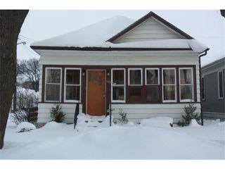 Photo 1: 125 Rosseau Avenue West in WINNIPEG: Transcona Residential for sale (North East Winnipeg)  : MLS®# 1101830