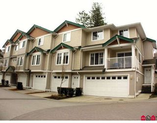 "Photo 1: 37 12711 64TH Avenue in Surrey: West Newton Townhouse for sale in ""PALETTE ON THE PARK"" : MLS®# F2905934"