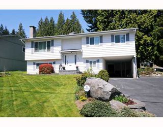 Photo 1: 531 CHAPMAN Avenue in Coquitlam: Coquitlam West House for sale : MLS®# V763347