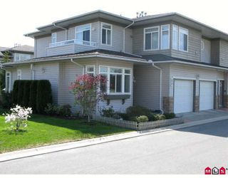 "Photo 1: 51 15060 66A Avenue in Surrey: East Newton Townhouse for sale in ""COTTAGES AT HARVEST LANE"" : MLS®# F2908990"