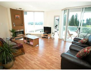 "Photo 2: 806 69 JAMIESON Court in New_Westminster: Fraserview NW Condo for sale in ""PALACE QUAY"" (New Westminster)  : MLS®# V770850"
