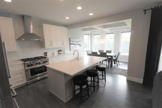 Photo 2: 8128 GOURLAY Place in Edmonton: Zone 58 House for sale : MLS®# E4168252
