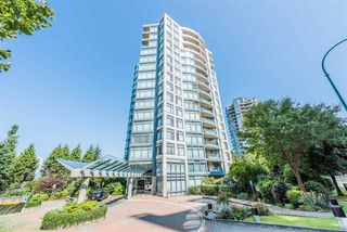 "Main Photo: 1301 4567 HAZEL Street in Burnaby: Forest Glen BS Condo for sale in ""THE MONARCH"" (Burnaby South)  : MLS®# R2400151"