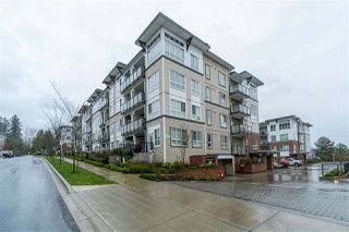 "Photo 1: 307 6438 195A Street in Surrey: Clayton Condo for sale in ""YALE BLOC 2"" (Cloverdale)  : MLS®# R2439195"