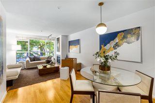 Main Photo: 203 2268 W 12TH Avenue in Vancouver: Kitsilano Condo for sale (Vancouver West)  : MLS®# R2475028