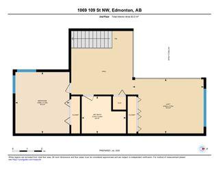 Photo 49: 1069 109 Street in Edmonton: Zone 16 House Half Duplex for sale : MLS®# E4208480