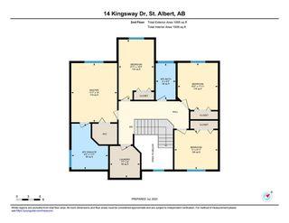 Photo 42: 14 Kingsway Drive: St. Albert House for sale : MLS®# E4208523