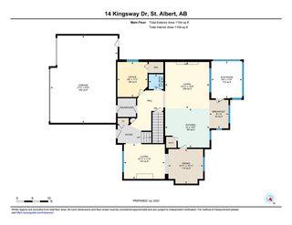 Photo 41: 14 Kingsway Drive: St. Albert House for sale : MLS®# E4208523