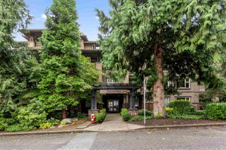 "Photo 1: 107 808 SANGSTER Place in New Westminster: The Heights NW Condo for sale in ""THE BROCKTON"" : MLS®# R2503348"