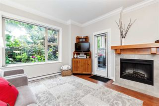 "Photo 2: 107 808 SANGSTER Place in New Westminster: The Heights NW Condo for sale in ""THE BROCKTON"" : MLS®# R2503348"