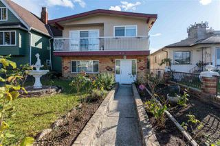 Photo 1: 2662 E 8TH Avenue in Vancouver: Renfrew VE House for sale (Vancouver East)  : MLS®# R2508095