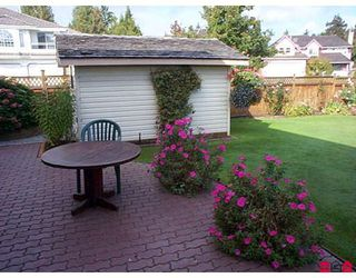 "Photo 9: 15659 93A Avenue in Surrey: Fleetwood Tynehead House for sale in ""Bel Air"" : MLS®# F2922127"