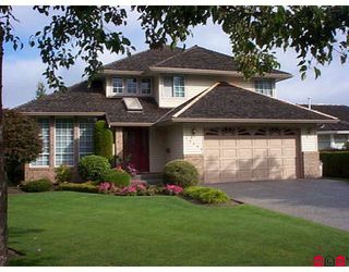 "Photo 1: 15659 93A Avenue in Surrey: Fleetwood Tynehead House for sale in ""Bel Air"" : MLS®# F2922127"