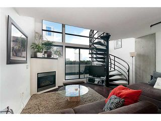 "Photo 2: 312 428 W 8TH Avenue in Vancouver: Mount Pleasant VW Condo for sale in ""XL LOFTS"" (Vancouver West)  : MLS®# V883713"