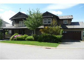 """Photo 1: 10 KINGSWOOD Court in Port Moody: Heritage Woods PM House for sale in """"ESTATES"""" : MLS®# V896440"""