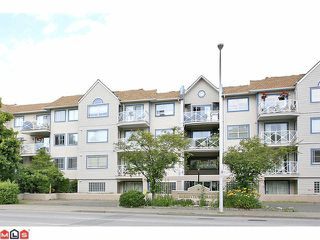 "Photo 1: 309 12101 80TH Avenue in Surrey: Queen Mary Park Surrey Condo for sale in ""Surrey Town Manor"" : MLS®# F1118358"