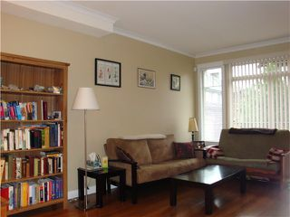 """Photo 3: 38 6233 BIRCH Street in Richmond: McLennan North Townhouse for sale in """"HAMPTONS GATE"""" : MLS®# V977145"""