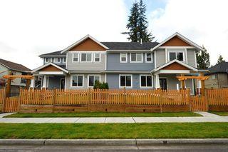 Photo 3: #1120 3453 Wellington Street in Port Coquitlam: Glenwood PQ Townhouse for sale : MLS®# V1036070