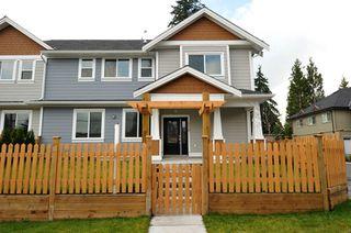 Photo 1: #1120 3453 Wellington Street in Port Coquitlam: Glenwood PQ Townhouse for sale : MLS®# V1036070