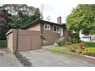 Photo 1: 3994 Century Rd in VICTORIA: SE Maplewood House for sale (Saanich East)  : MLS®# 652735