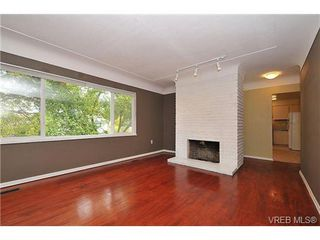 Photo 3: 3994 Century Rd in VICTORIA: SE Maplewood House for sale (Saanich East)  : MLS®# 652735
