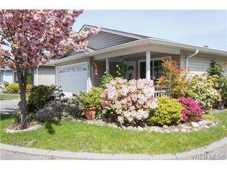 Photo 1: 100 7570 Tetayut Rd in SAANICHTON: CS Saanichton Manufactured Home for sale (Central Saanich)  : MLS®# 669705