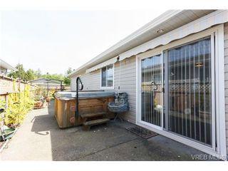 Photo 16: 100 7570 Tetayut Rd in SAANICHTON: CS Saanichton Manufactured Home for sale (Central Saanich)  : MLS®# 669705