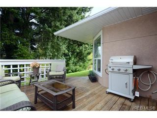 Photo 3: 35 3049 Brittany Drive in VICTORIA: Co Sun Ridge Townhouse for sale (Colwood)  : MLS®# 342860