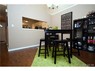 Photo 6: 35 3049 Brittany Drive in VICTORIA: Co Sun Ridge Townhouse for sale (Colwood)  : MLS®# 342860