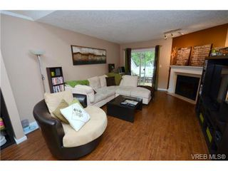 Photo 7: 35 3049 Brittany Drive in VICTORIA: Co Sun Ridge Townhouse for sale (Colwood)  : MLS®# 342860