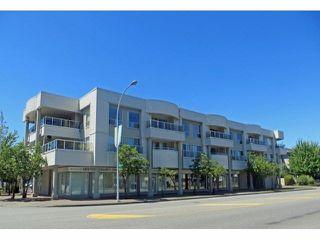 """Photo 1: 309 13771 72A Avenue in Surrey: East Newton Condo for sale in """"NEWTON PLAZA"""" : MLS®# F1432702"""