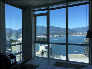 "Photo 1: 3802 1189 MELVILLE Street in Vancouver: Coal Harbour Condo for sale in ""The Melville"" (Vancouver West)  : MLS®# V1128346"