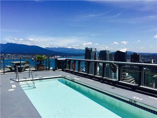 "Photo 12: 3802 1189 MELVILLE Street in Vancouver: Coal Harbour Condo for sale in ""The Melville"" (Vancouver West)  : MLS®# V1128346"