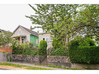 "Photo 11: 3117 ST.CATHERINES Street in Vancouver: Mount Pleasant VE House for sale in ""MOUNT PLEASANT"" (Vancouver East)  : MLS®# V1134159"