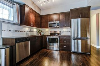 "Photo 4: 9 838 ROYAL Avenue in New Westminster: Downtown NW Townhouse for sale in ""Brickstone Walk"" : MLS®# R2044563"