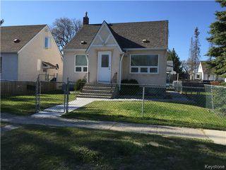 Photo 1: 107 Vivian Avenue in Winnipeg: St Vital Residential for sale (South East Winnipeg)  : MLS®# 1611810