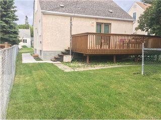 Photo 19: 107 Vivian Avenue in Winnipeg: St Vital Residential for sale (South East Winnipeg)  : MLS®# 1611810