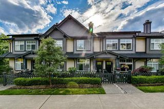 Photo 1: 16 13819 232 Street in Maple Ridge: Silver Valley Townhouse for sale : MLS®# R2082406