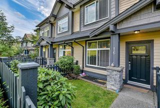 Photo 4: 16 13819 232 Street in Maple Ridge: Silver Valley Townhouse for sale : MLS®# R2082406