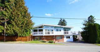 "Photo 1: 887 TWENTY FIRST Street in New Westminster: Connaught Heights House for sale in ""CONNAUGHT HEIGHTS"" : MLS®# R2112493"