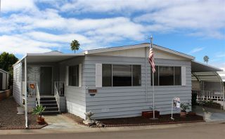 Photo 1: CARLSBAD WEST Manufactured Home for sale : 2 bedrooms : 7315 San Bartolo in Carlsbad